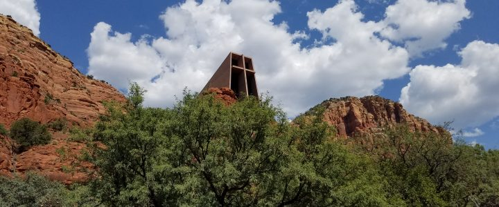 Chapel of the Holy Cross, A Must See in Sedona