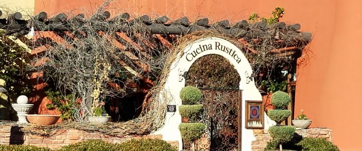 Cucina Rustica is a must visit restaurant of Sedona