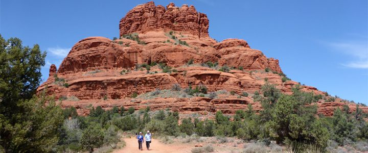 A Great Hike on Bell Rock Pathway