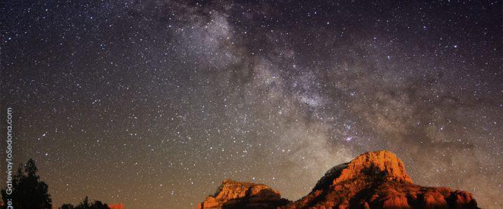 Sedona is a International Dark Sky Community