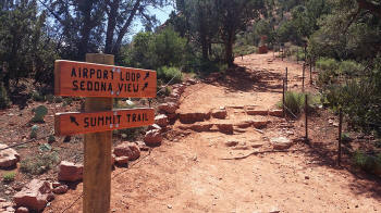 Sedona Airport Loop Trail