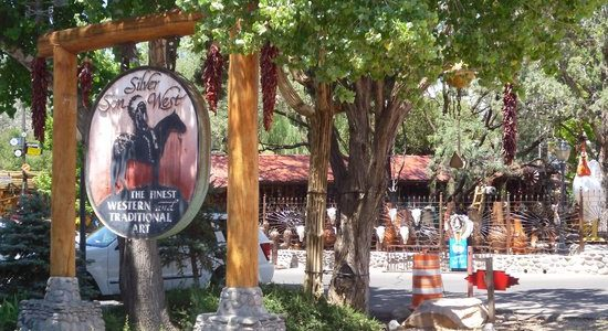 Fun eclectic shopping in Sedona