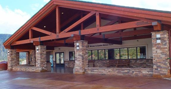 The Visitor Center for Sedona