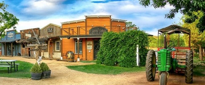 Blazin' M Ranch Western Dinner Theater in Sedona