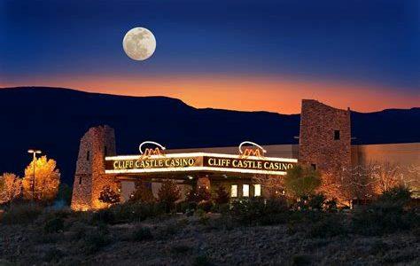Cliff Castle Casino near Sedona