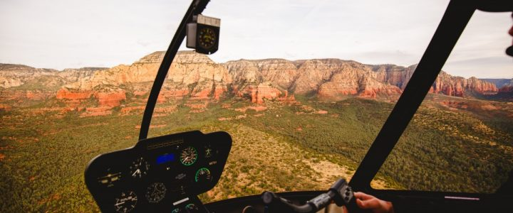 Helicopter Skyline Tour in Sedona