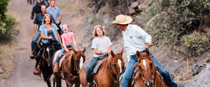 Horseback Riding in Sedona