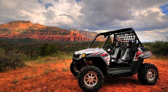 Rent an ATV in Sedona
