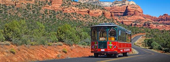 Sedona Trolley Tours