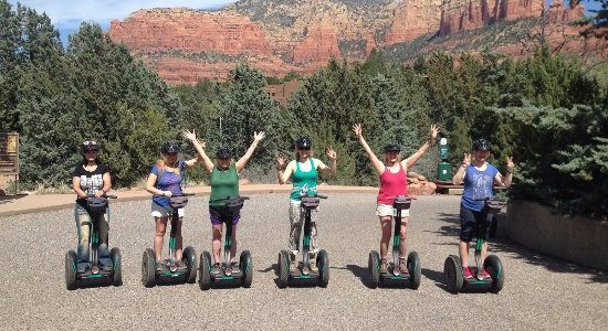 Ride a Segway in Sedona