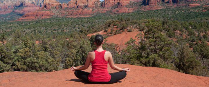 Take a Yoga Class in Sedona