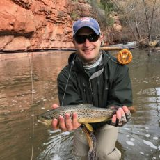 Fly Fishing Guide Service in Sedona