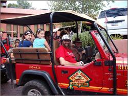 A Fun Jeep Tour in Sedona
