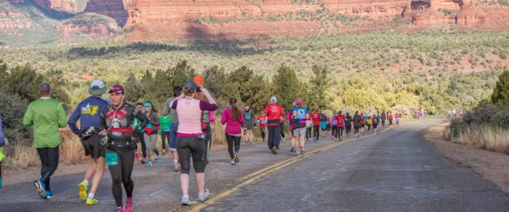 14th Annual Sedona Marathon