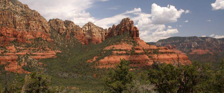 Sedona Hike Brins Mesa Trail