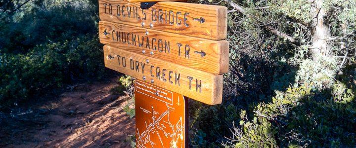 Sedona Hike Mescal Trail