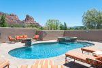 Montazona pool and spa